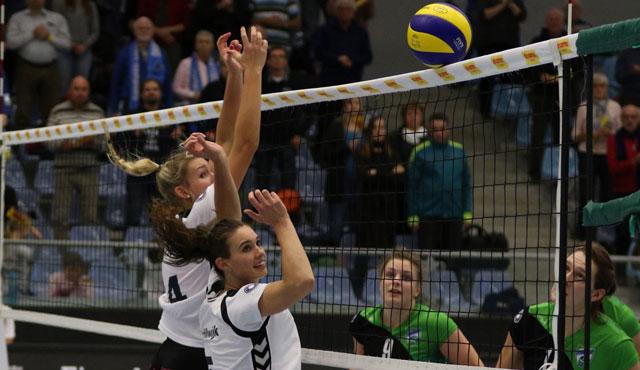 Tabellenführer zu Gast beim Volleyball-Team Hamburg - Foto: VTH/Lehmann