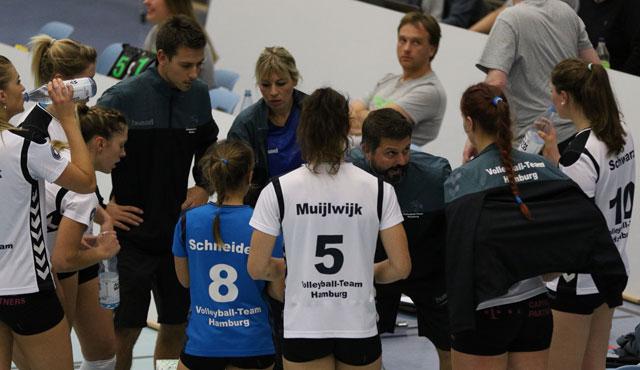 Volleyball-Team Hamburg reist zum Auswärtsspiel nach Köln - Foto: VTH/Lehmann