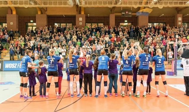Erster Ligasieg: VolleyStars schlagen Köpenick 3:0 - Foto: Stephan Roßteuscher, Verein