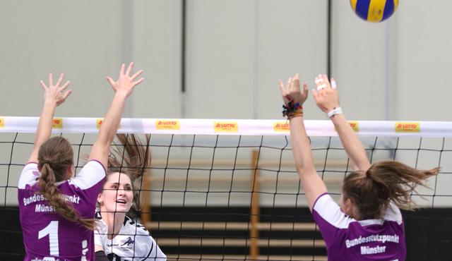 Volleyball-Team Hamburg überzeugt bei Giants Cup in Gladbeck - Foto: VTH/Lehmann