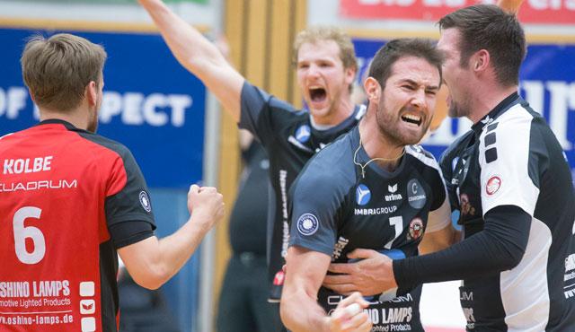 Oshinos erwarten Rüsselsheimer Wundertüte - Foto: VC Eltmann / Oshino Volleys Eltmann