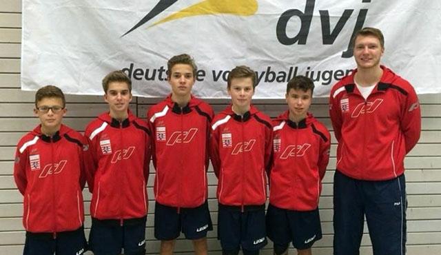 MTS wird 7. beim DVJ-Schul Cup 2015 - Foto: Kriftel