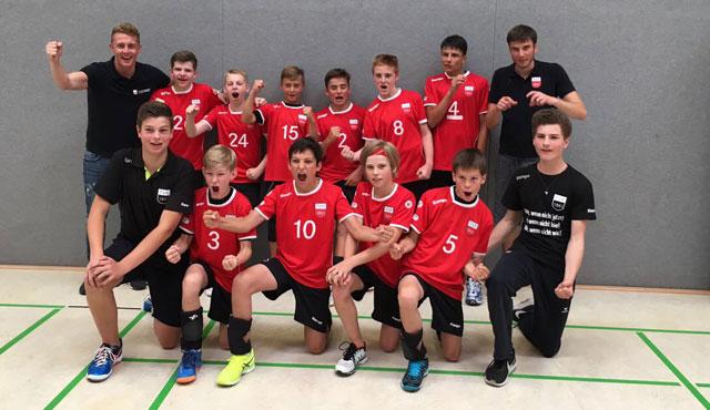 U14 wird Dritter bei deutscher Meisterschaft  - Foto: Hannes Elsäßer