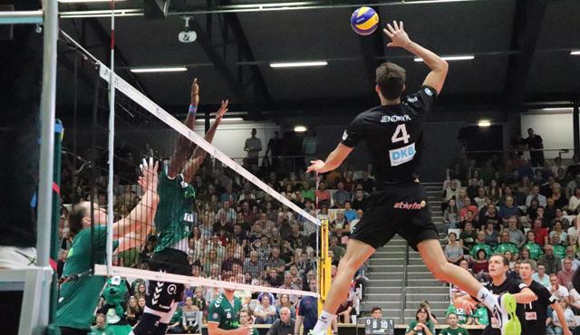 Mit Auftaktsieg in die neue Saison - Foto: : BR Volleys