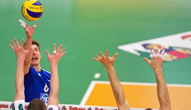 Souveräner Sieg in Halbfinale eins  - Foto: Günter Kram