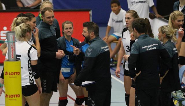 Ali Hobst nicht mehr Trainer vom Volleyball-Team Hamburg - Foto: VTH/Lehmann