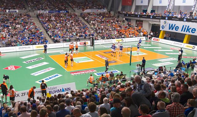 Der Spielplan steht - Foto: Günter Kram