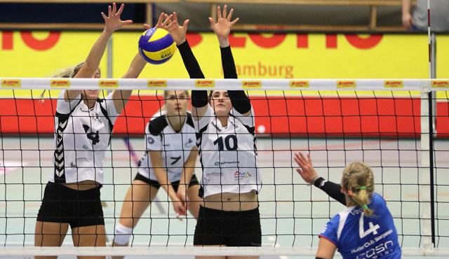 Volleyball-Team Hamburg reist zum RC Sorpesee - Foto: VTH/Lehmann