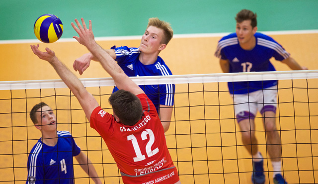 Stützpunktteam unterliegt im Heimspiel gegen Delitzsch - Foto: Günter Kram