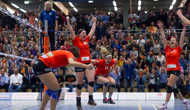 Rachel Olinyk kehrt zu NawaRo Straubing zurück - Foto: Harry Schindler