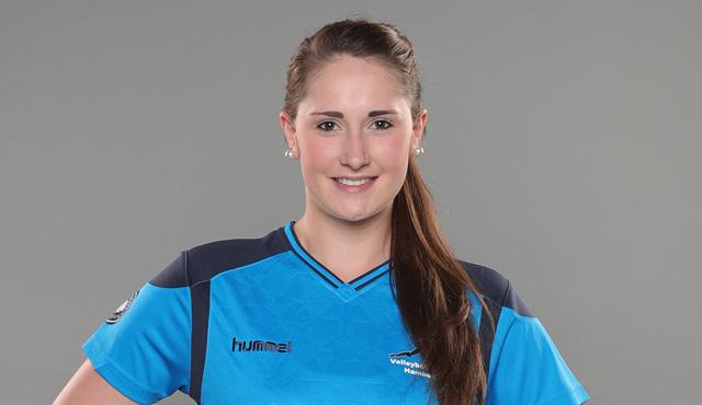 Lisa Schwarz verlängert beim Volleyball-Team Hamburg   - Foto: Freitag