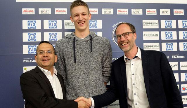 Mario Schmidgall steigt in die Bundesliga auf - Foto: Gunthild Schulte-Hoppe