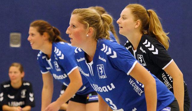 Heimspiel für Spitzenreiter VC Allbau Essen - Foto: Michael Gohl