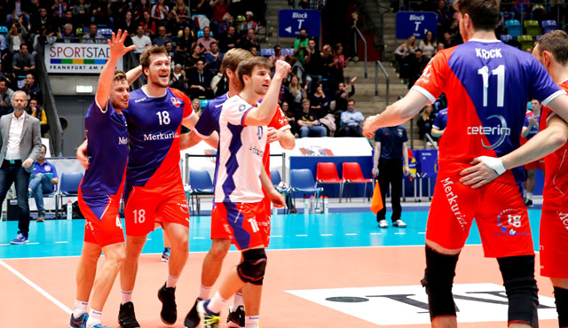 "Warm: ""Die Meisterschaft hat Priorität"" - Foto: United Volleys/Manfred Neumann"