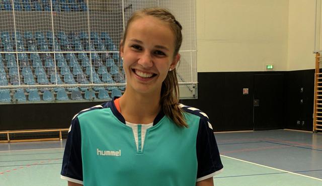 Neugrabenerin Lene Stegelmann wechselt zum Volleyball-Team Hamburg - Foto: VTH
