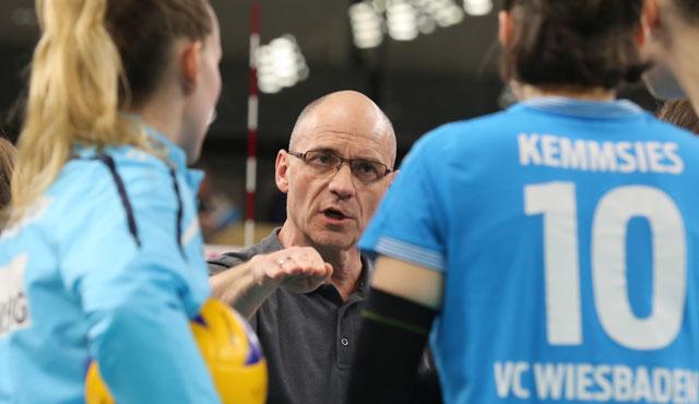 VCW blickt positiv auf das wichtige zweite Playoff-Viertelfinale gegen Aachen - Foto: Detlef Gottwald