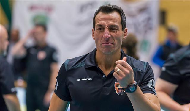 """NawaRo Coach Gallardo: """"Köpenick hat eine sehr gute Mannschaft"""" - Foto: Schindler"""