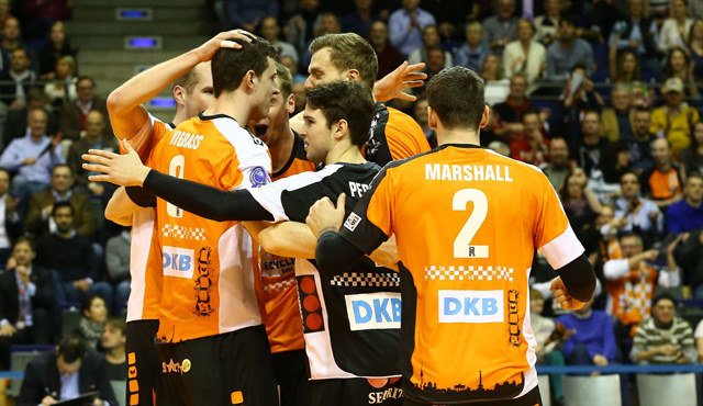 "Supercup 2017: Gemeinsam als ""Team Berlin"" - Foto: Eckhard Herfet"