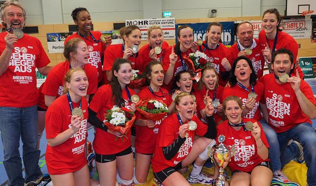VC Offenburg gewinnt Meisterschaft - Quelle: Rainer Fritzen