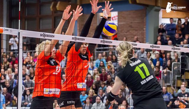 NawaRo unterliegt Köpenick nach packendem Match - Foto: Schindler