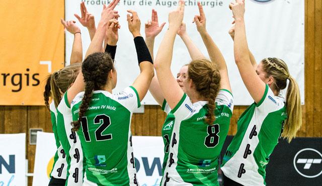 proWIN Volleys reichen Vorlizenzierung für 2. Liga ein - Foto: proWIN Volleys TV Holz