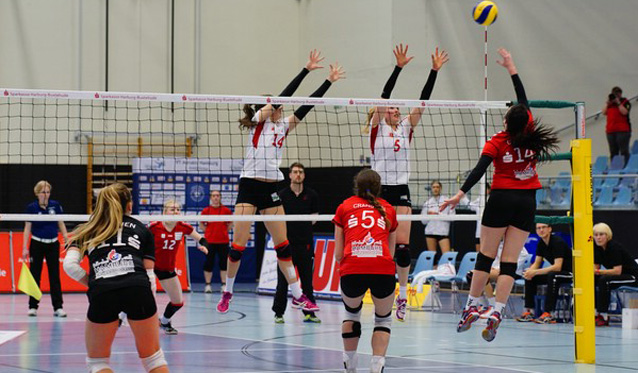 VT Aurubis Hamburg mit rabenschwarzem Start in die Pre-Playoffs - Foto: VT Aurubis Hamburg