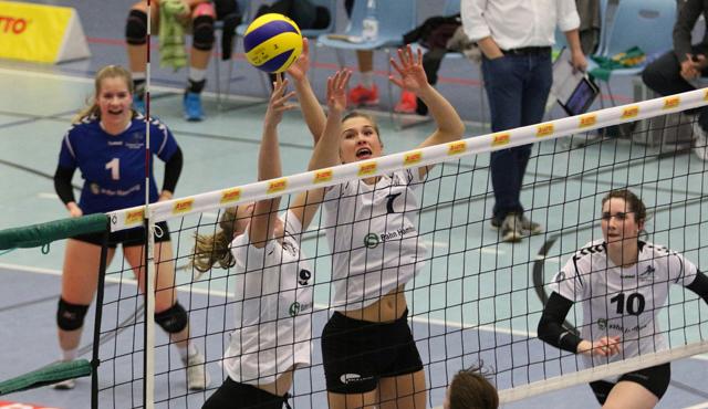 Volleyball-Team Hamburg vor wichtigem Spiel im Abstiegskampf - Foto: VTH/Lehmann
