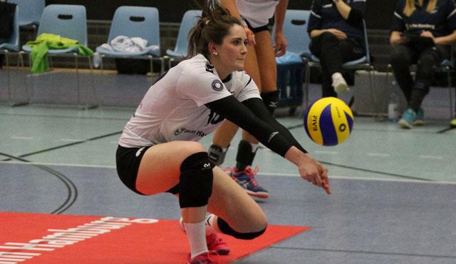 Volleyball-Team Hamburg verliert das Auswärtsspiel in Berlin - Foto: VTH/Lehmann