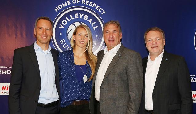 Neue Partner für die Volleyball Bundesliga! - Foto: Photo Wende
