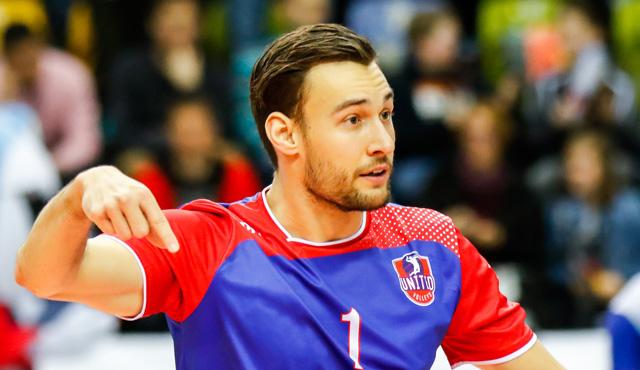 Nervenstark statt närrisch - Foto: United Volleys/Gregor Biskup