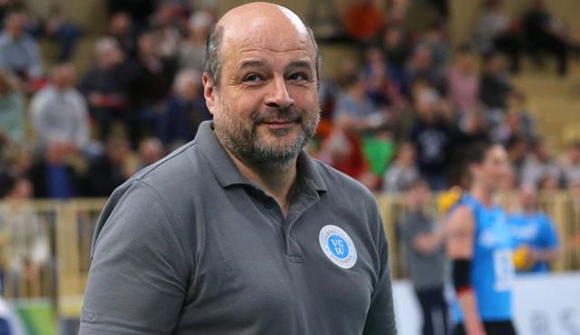 Co-Trainer Detlev Schönberg bittet um Auflösung seines Vertrages – VC Wiesbaden dankt ihm für seine Verdienste - Foto: Detlef Gottwald