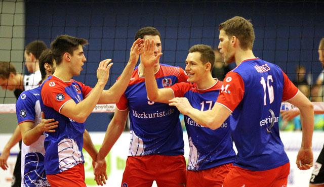 Zwei Talente sind reif für Auslandsabenteuer - Foto: United Volleys/Gregor Biskup