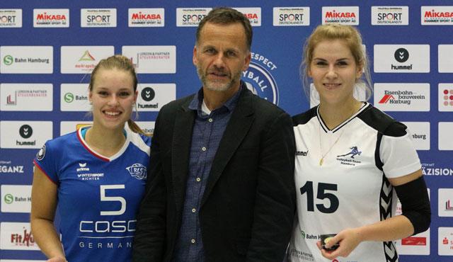 Volleyball-Team Hamburg und Maria Kirsten gehen getrennte Wege - Foto: VTH/Lehmann