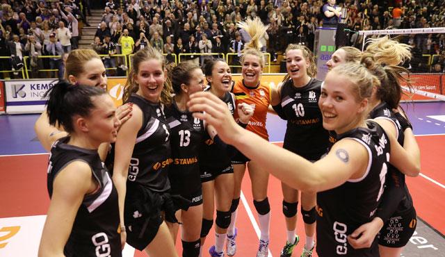 Erster Heimspielsieg der Ladies in Black Aachen - Foto: Ladies in Black