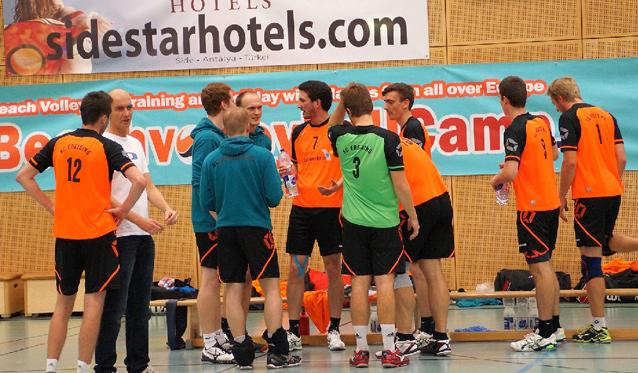 Dritte Liga: SCF vergibt große Chancen und steht mit leeren Händen da - volleyballer.de