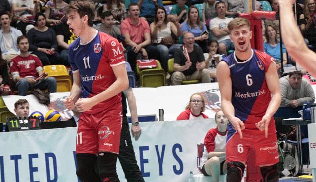 """United Volleys kämpfen für """"ein neues Finale"""" - Foto: United Volleys/Gregor Biskup"""