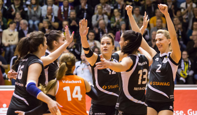 Aachen siegt zuhause gegen Köpenick mit 3:0 - Foto: Ladies in Black Aachen