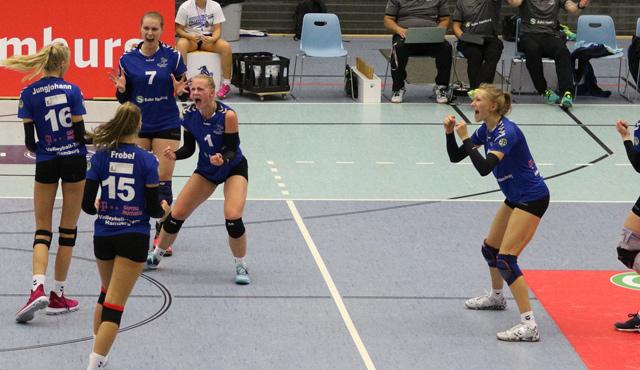 Volleyball-Team Hamburg erreicht Regionalpokal - Foto: VTH Lehmann