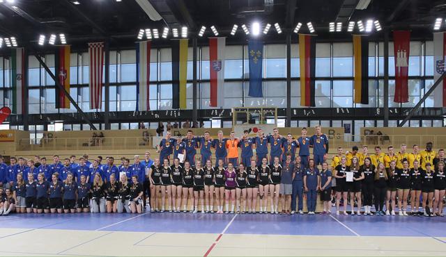 Westdeutscher Verband und Sachsen siegen beim Bundespokal in Wiesbaden  - Foto: Detlef Gottwald