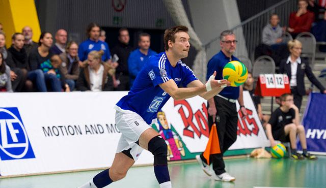 Große Namen in der ZF Arena - Foto: Günter Kram