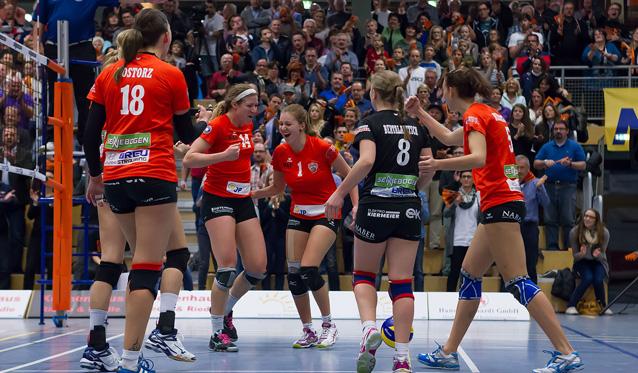 NawaRo Straubing hat gegen Engelsdorf drei weitere Punkte im Visier - NawaRo will zweiwöchiger Spielpause einen weiteren Heimsieg einfahren