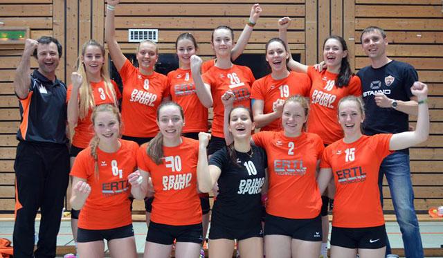 FTSV-Talente räumen bei Bayerischer Volleyball-Meisterschaft ab - Foto: Ralf Müller