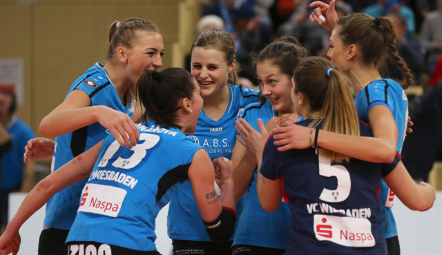 VCW startet in die Playoffs: Auftakt beim SC Potsdam - Foto: Detlef Gottwald