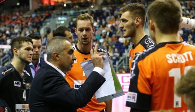 Vorweihnachtliche Bescherung: Die Volleyball-Kracher bei Sportdeutschland.TV! - Foto: Eckhard Herfet