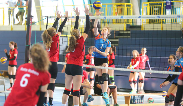 FTSV Straubing gewinnt 3. Internationales Jugend-Turnier des VCW  - Foto: Detlef Gottwald