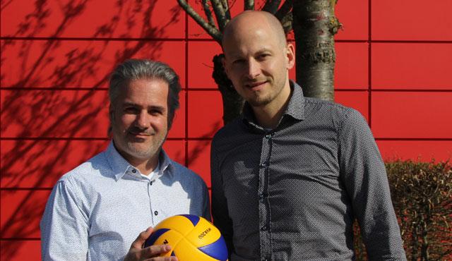 XTRONIC steigt als Sponsor beim TV Rottenburg ein - Foto: Lajana Kampf