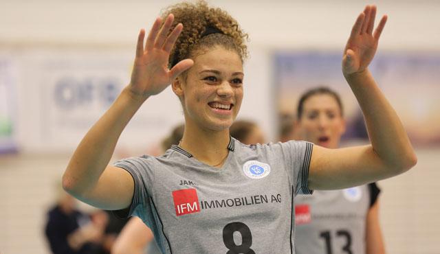 VC Wiesbaden holt die ersten drei Punkte auf der Berlinreise - Foto: Detlef Gottwlad