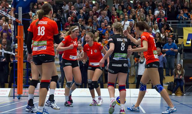 NawaRo Straubing trifft erste Entscheidungen für Team in der 1. Volleyball Bundesliga - Foto: Foto: Schindler