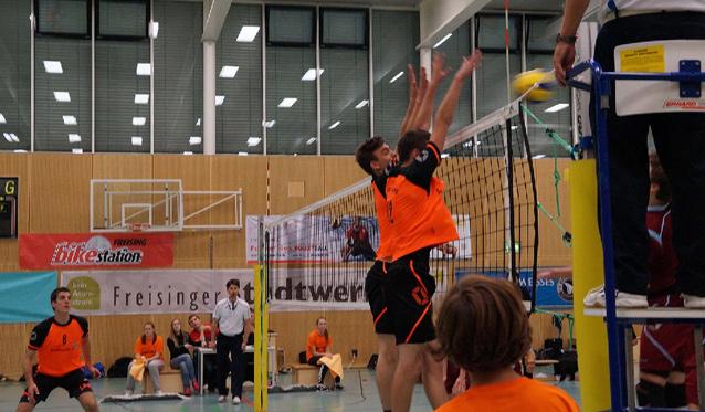 SCF-Volleyballer müssen im Kellerduell punkten - volleyballer.de
