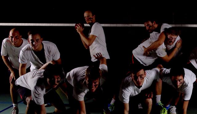 Freisinger Volleyballer bereit für die Rückrunde - Foto: SC Freising